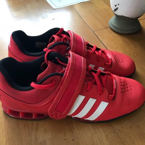 Zapatillas Adidas Adipower hombre  levantamiento poshmark